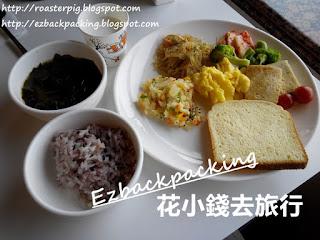 廣安里烏托邦酒店早餐