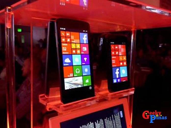 Cherry Mobile Launches Alpha Luxe Windows Smartphone, priced at Php 4,999