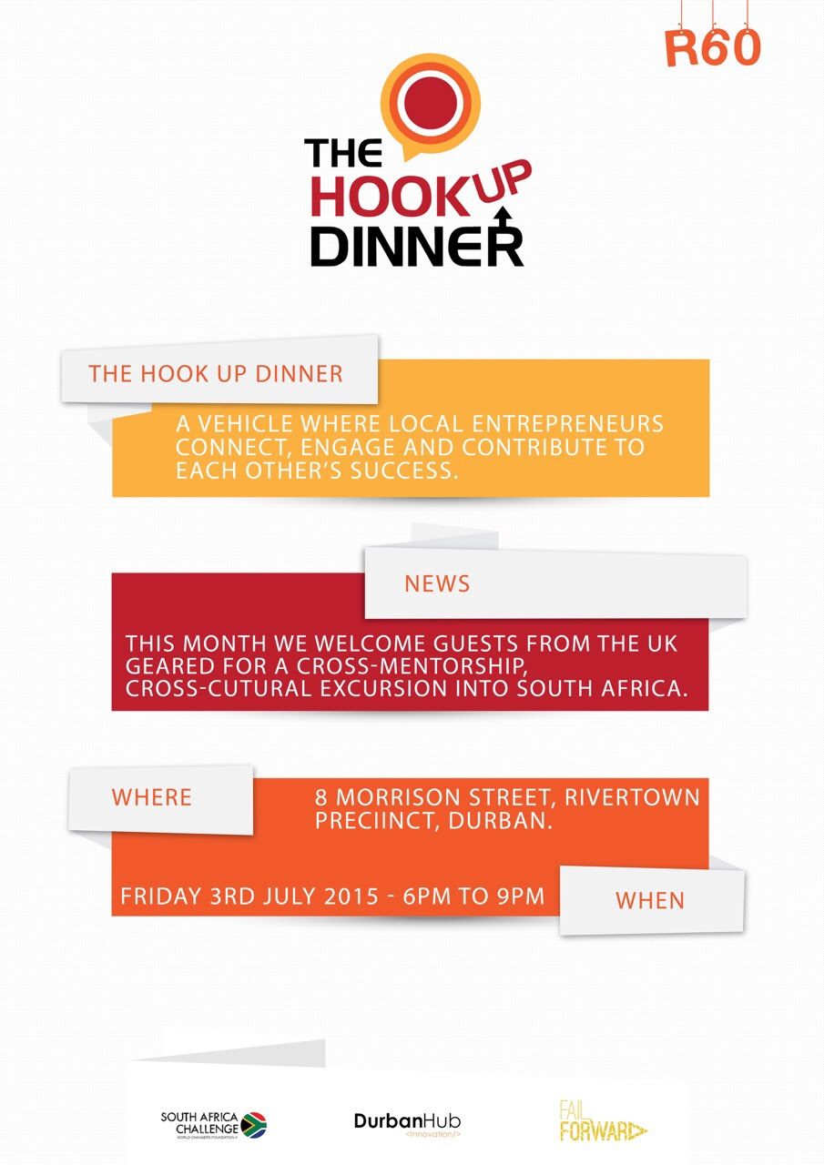 Dinner for eight hookup south africa