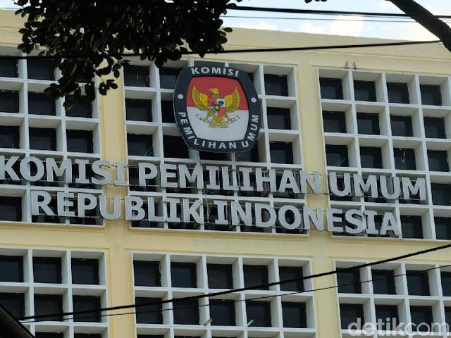 KPU Kirim Bocoran Pertanyaan Debat Capres ke Paslon Hari Ini