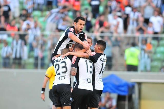 Atlético 3x0 Uberlândia –  Os candidatos a 12° jogador