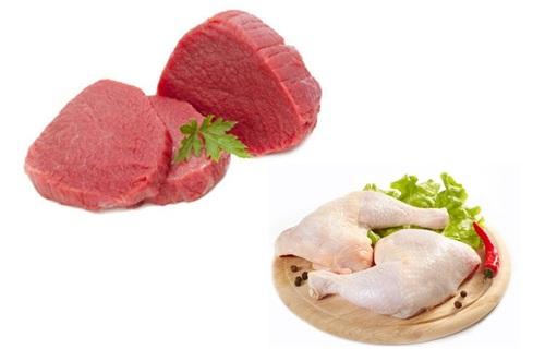 cara mencuci daging ayam mentah