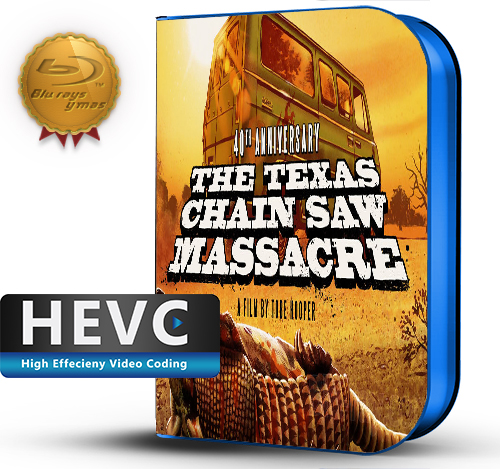 The Texas Chainsaw Massacre (1974) 1080P HEVC-8Bits BDRip Latino/Ingles (Subt.Esp)(Terror)