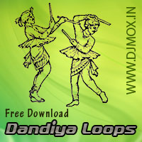 Dandiya Loops Part-03