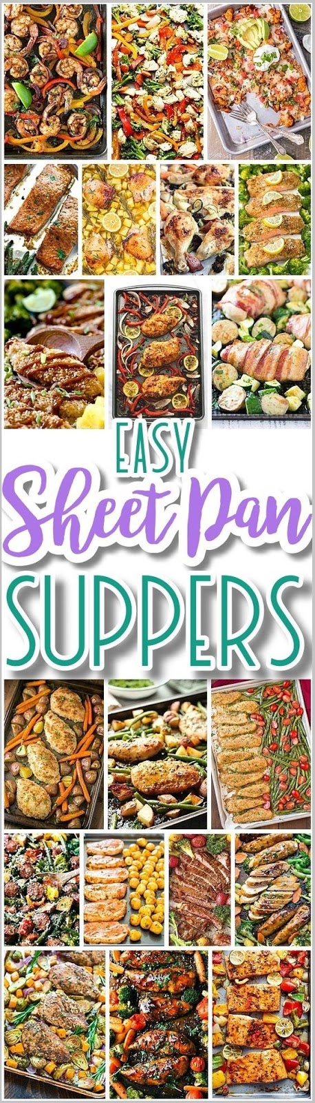 http://www.specialcuisinerecipe.com/2017/01/The-BEST-sheet-pan-suppers-recipes-easy-and-quick-family-lunch-and-simple-dinner-meal-ideas-using-only-ONE-baking-sheet-pan.html