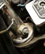 Memperbaiki Setang Motor Longgar dan Gak Lurus