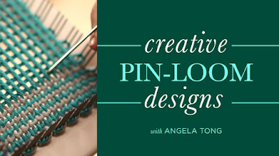 http://www.interweavestore.com/creative-pin-loom-designs