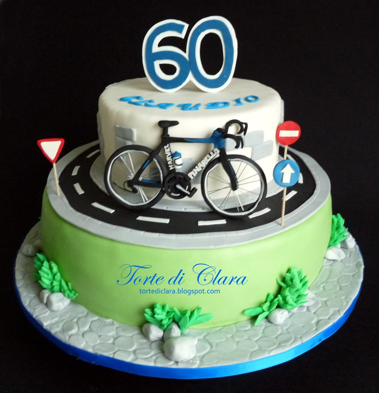 Torte Di Clara Bicycle Cake 2