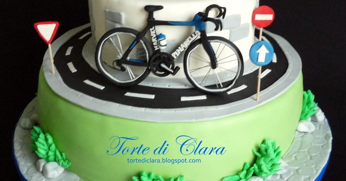 Torte Di Clara Bicycle Cake 2