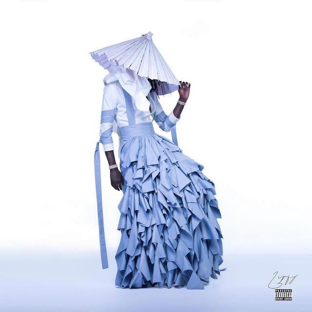 Photo: Rapper Young Thug's album cover causes stir on social media