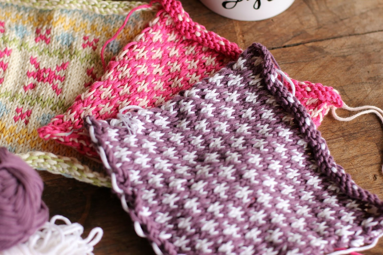 Tips For Knitting Quickly : Quick knitting tips say little hen