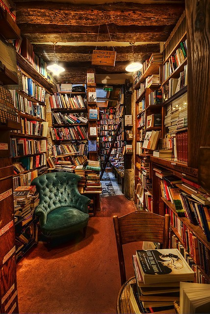 surrounded+by+books