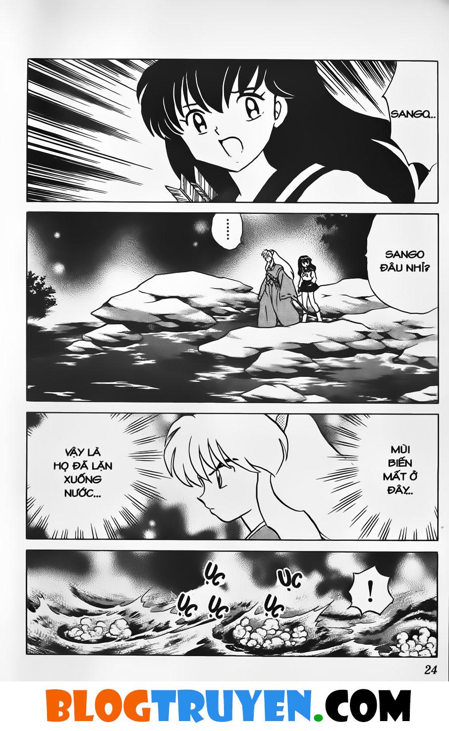 Inuyasha vol 30.2 trang 3