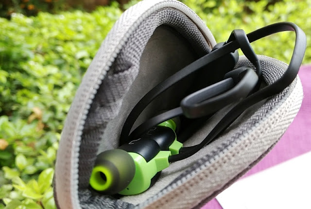 0cf3f014cd8 If you're looking for truly flat cable earphones or you simply like the flat -cable style, the Optoma NuForce BE Sport4 earphones won't disappoint you  ...