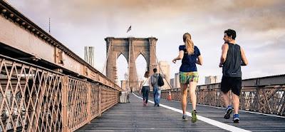 Manfaat Olah Raga Lari
