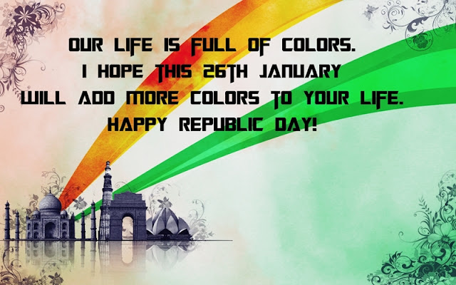 Republic day images with quotes 2018