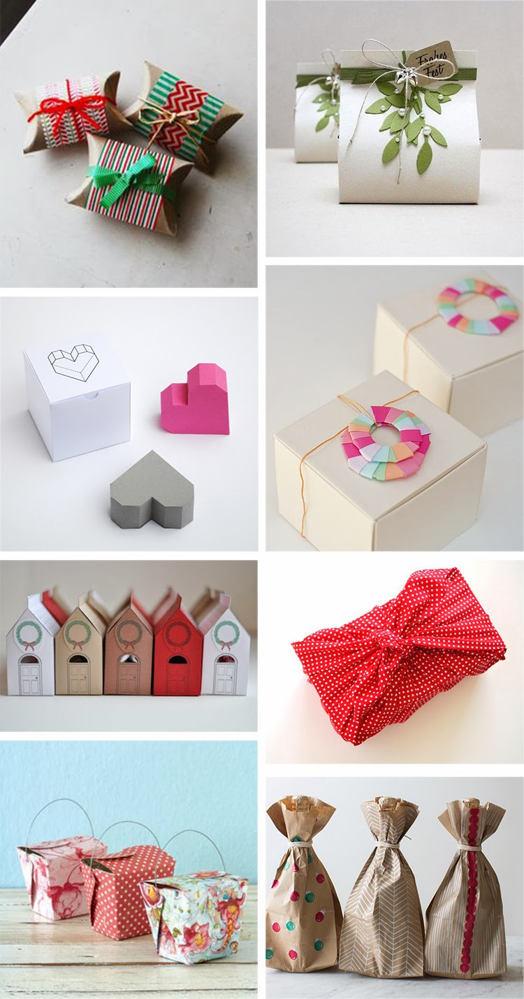 Diy Deco Facile Diy Monday Gifts Wrapping Ohoh Deco