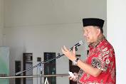 Gubernur OD Gelorakan Semangat Rukun dan Damai di Kota Cakalang