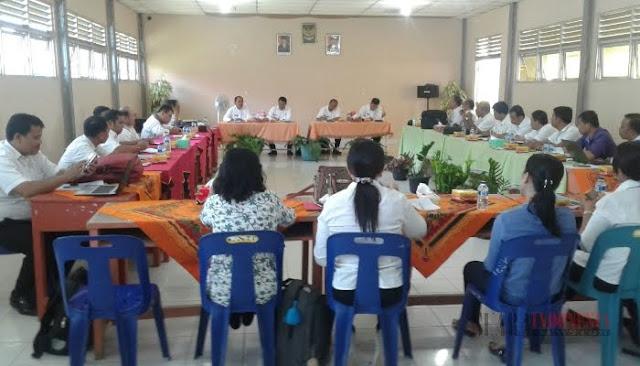 PAUD TK Nusa Harapan Gelar Lepas Sambut Tahun 2018