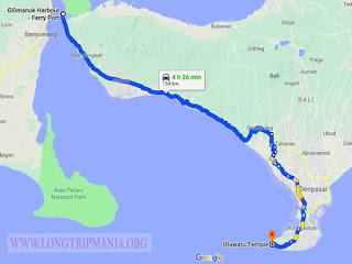 Inilah 65 Tempat Wisata Di Bali Mulai Dari Gilimanuk Hingga Ke Uluwatu