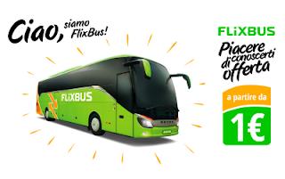 FlixBus: Codice Sconto del 10%