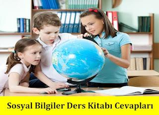 5. Sınıf Sosyal Bilgiler Ada Matbaa Yayınları Ders Kitabı Cevapları