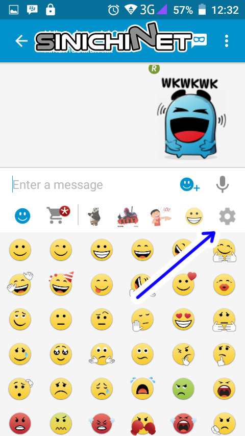 How To Delete Hide Blackberry Messenger Sticker Packs