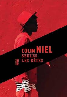 Couverture de Seules les bêtes, Colin Niel