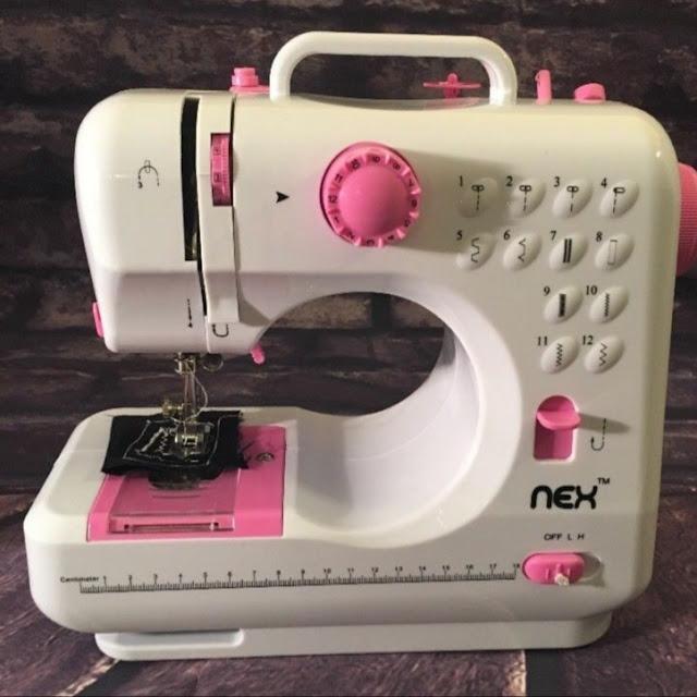 NEX Sewing Machine For Children & Crafts