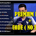 NEW PREMIUM IPTV TO WATCH PREMIUM CHANNELS + CODE ( NO LIMIT USERS + EXPIRIES )