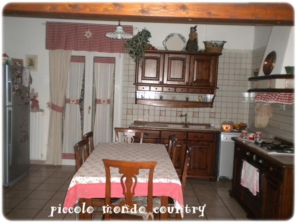 PICCOLO MONDO COUNTRY LA MIA CUCINA COUNTRY