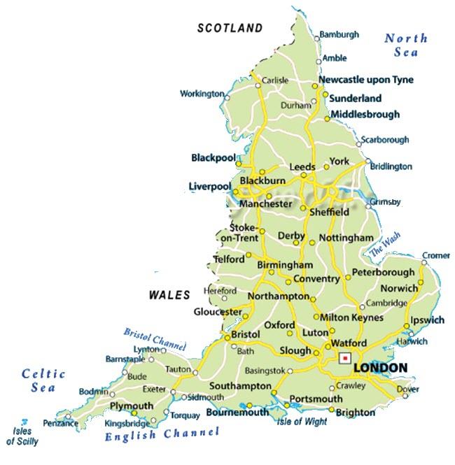 Negara Inggris