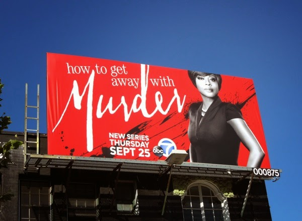 How to Get Away with Murder season 1 billboard