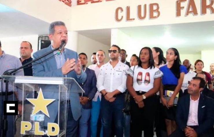 Leonel jura ganará elecciones de 2020 con tres millones de votos