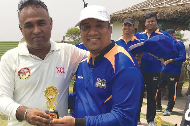 NCC won by 8 wickets in Goa T20