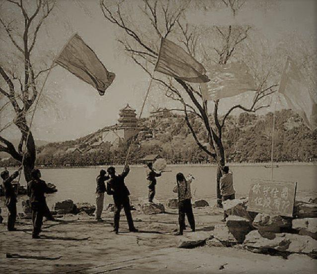 Hambruna en China