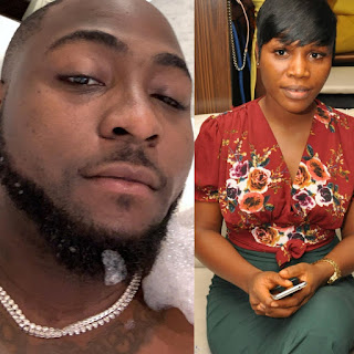 What Chioma? — Nigerian Lady Shoots Her Shot At Davido