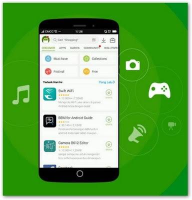 download MoboMarket 2020