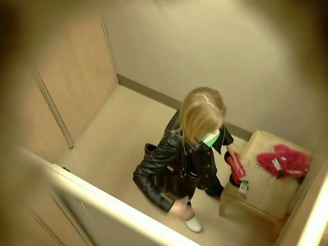 Teen Changing Room Video