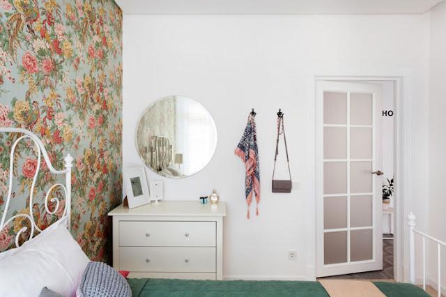Blog Achados de Decoração, mini apartamento decorado feminino