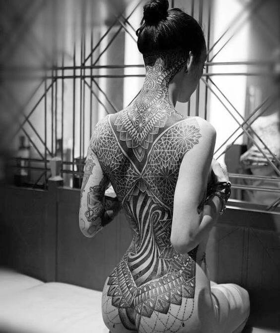 beautiful tattoos for men
