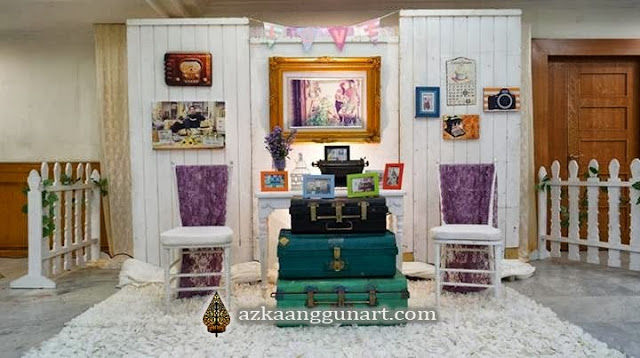 photo booth decoration vintage