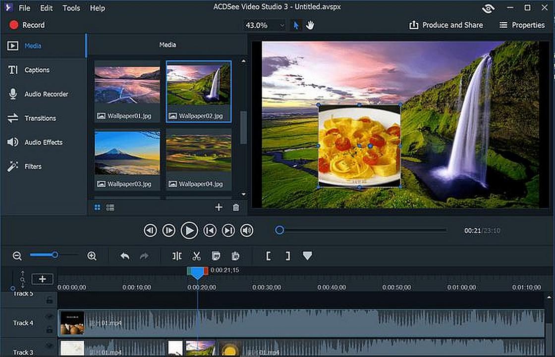 免費ACDSee Video Studio 3 正版啟用序號