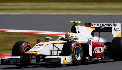 Tes Pramusim F1 : Rekan Setim Rio Haryanto Finish Ke-8