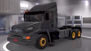 Mercedes Benz 2638 truck mod