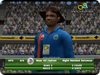 Hat for Batsmen Patch Ingame Screenshot 2