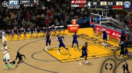 NBA 2K16 Gameplay Screenshots