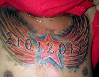 Gambar Tulisan Tatto