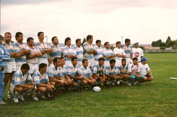 Gira por Nueva Zelanda y Australia de Gimnasia y Tiro Rugby