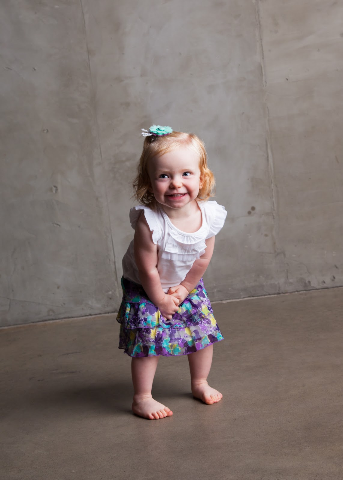 Jared Karen Amp Daphne Our Beautiful Girl 18 Months Old